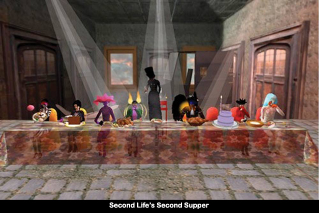 Second Front's Second Supper