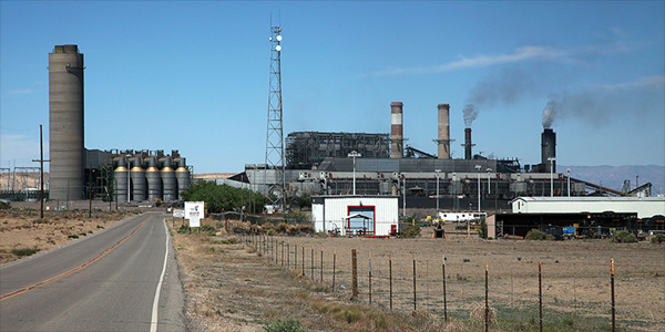 Four Corners Area Coal�Fired Power Plant