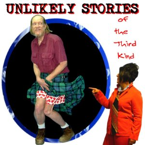 Unlikely Stories of the Third Kind