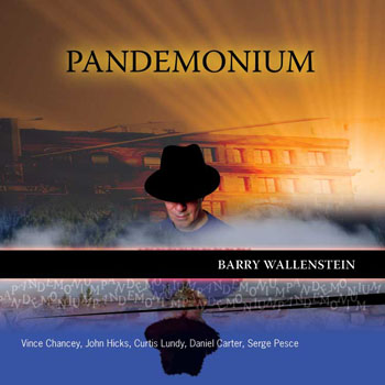 cover of Barry Wallenstein's Pandemonium