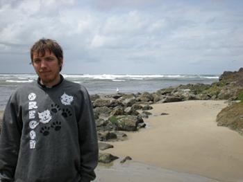 Justin Herrmann, Prose Editor's picture